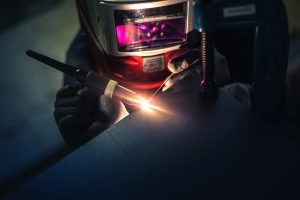 Welding, welding technology, welding profession, Penn Commercial Business/Technical School