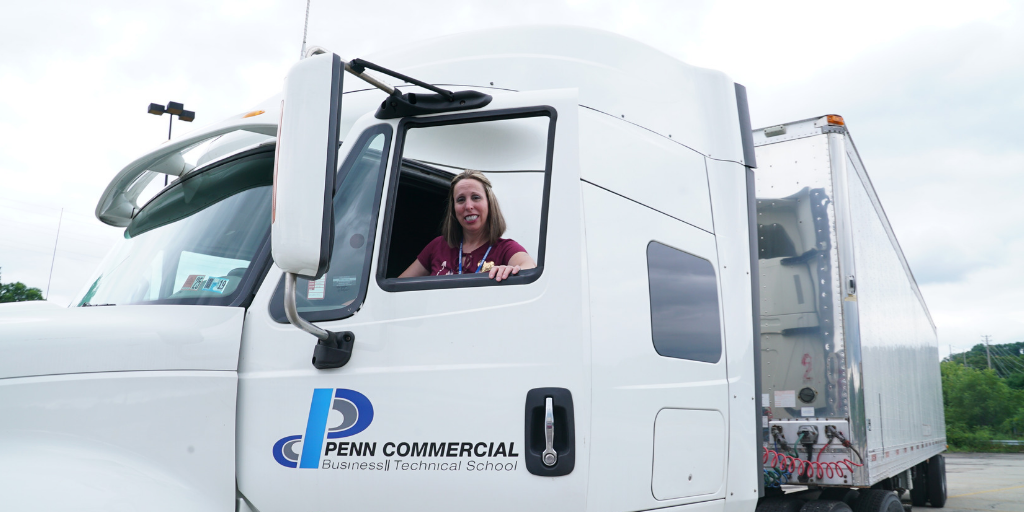 Trucking Program in Washington,PA - PennCommercial