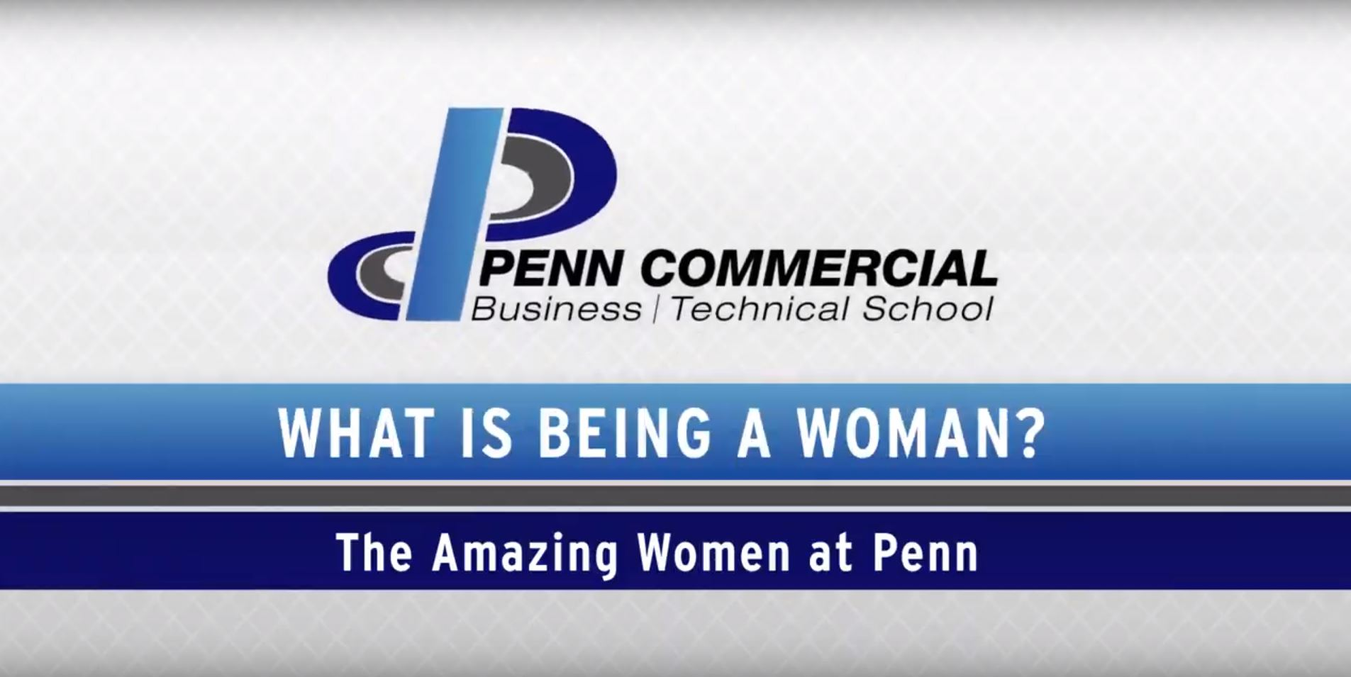 Women at Penn Commercial
