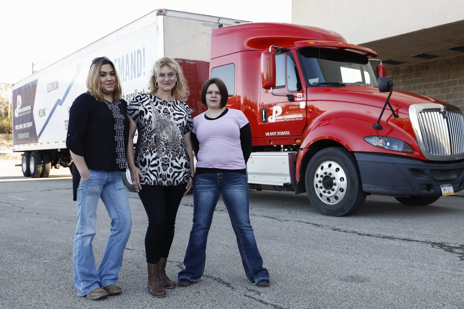 Women in CDL Industry